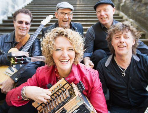Zydeco Annie & the Swamp Cats